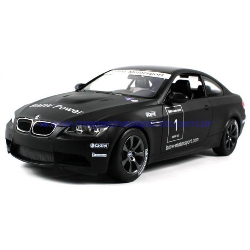 BMW M3 1:14 RC CONTROLE REMOTO LICENCIADO