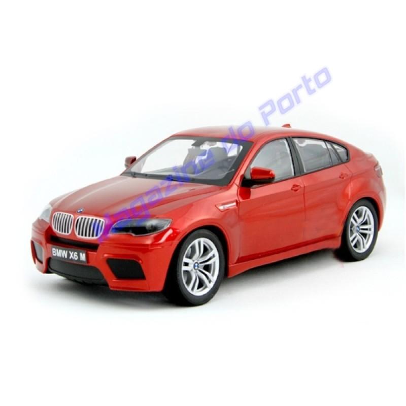 BMW X6 M Controle Remoto Licenciada 1:14