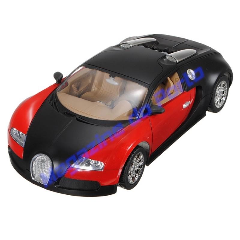 Bugatti Veyron Controle Remoto Modelo Realista 1:14