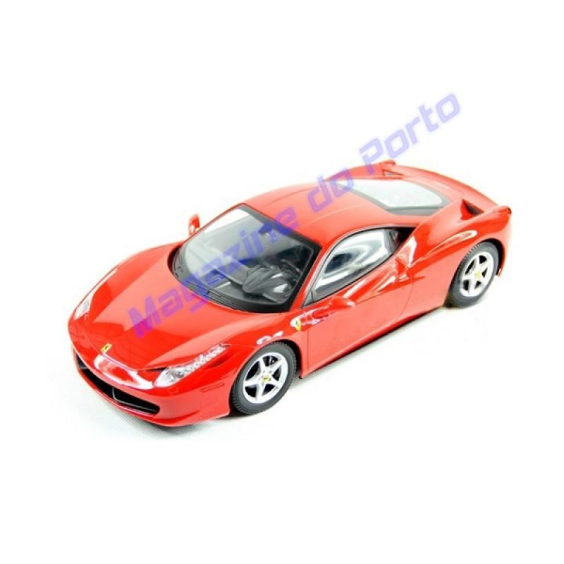 Ferrari 458 Italia Controle Remoto 1:14 Licenciada