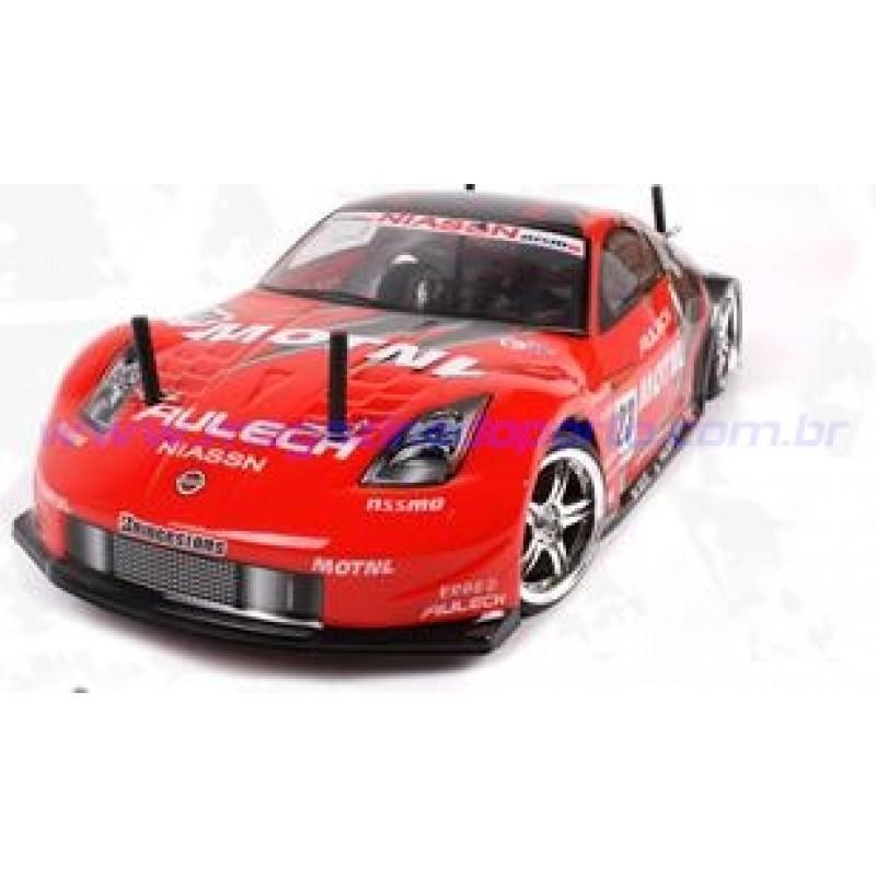 Carro 1/10 Drift 4wd Controle Remoto 2.4Ghz Profissional Kasemoto