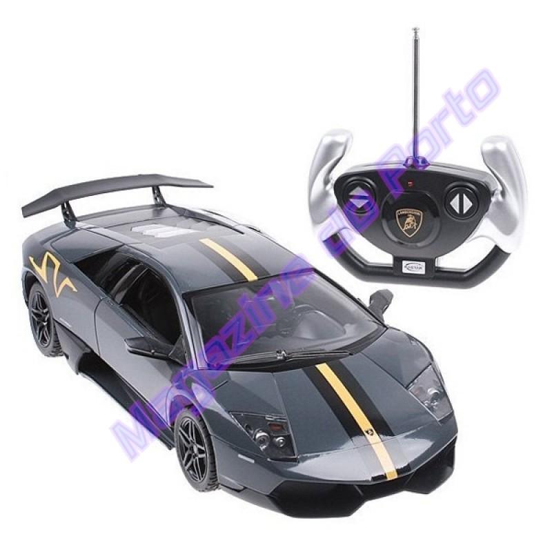 Lamborghini Murcielago Superveloce Edição Limitada Modelo Controle Remoto