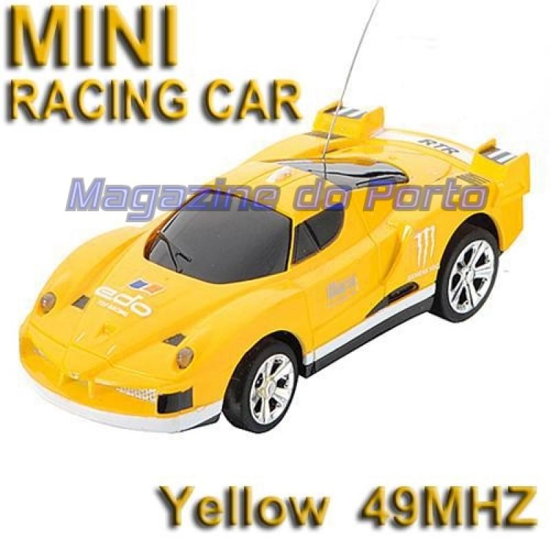 Carro Miniatura Controle Remoto Estilo HotWheels função total Ferrari Enzo
