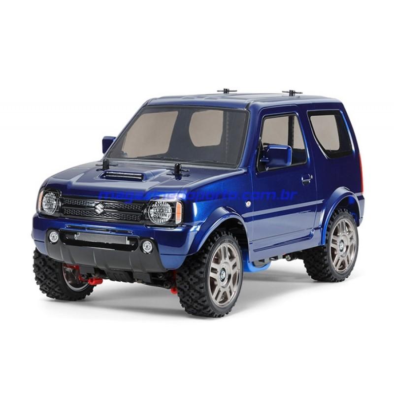 JEEP SUZUKI JIMNY JB23 MF-01X 4WD CONTROLE REMOTO TAMIYA 58621