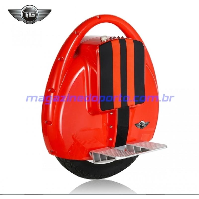 Transporte do Futuro TG Wheel Uniciclo Balanceado Fácil de Pilotar!
