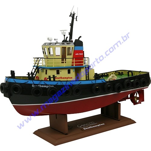 remote control tug boats with Barco Controle Remoto Rebocador South Ton Nautimodelismo on Nav light mimic moreover Huge Rc Aqua Mania 1300 Brushless Motor High Speed Racing Boat furthermore Rc Scale Model Tug Boats furthermore Electric Rc Airboat Plans Guide in addition Rc Tug.