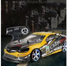OPEL DRIFT E CORRIDA 1:10 4WD COM LUZES E NEON CONTROLE REMOTO 2.4GHz