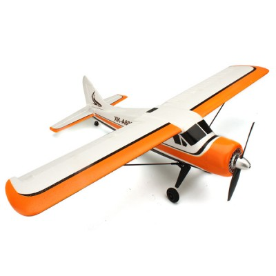 Super Aeromodelo DHC-2  2.4GHz Brushless 5CH Completo Pronto Para Voar