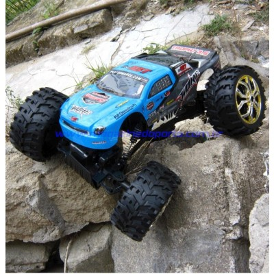 Big Foot Monster Crawler 4WD Controle Remoto 1:10
