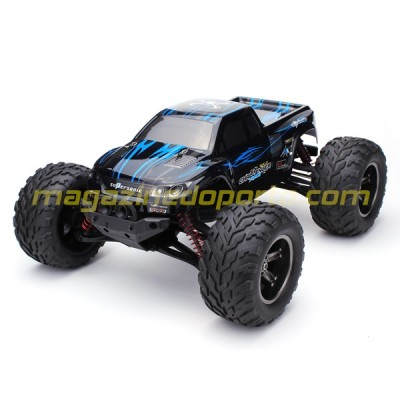 SUPER CARRO BIG FOOT OFF ROAD MONSTER TRUCK