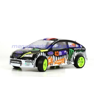 Carro 1/10 Drift 4wd Ken Block Controle Remoto 2.4Ghz Profissional Kasemoto