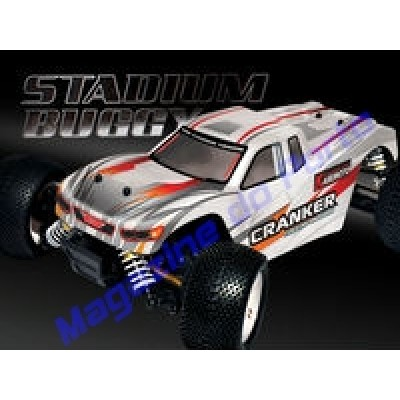 Carro Off Road 4WD Controle Remoto 2.4GHz Profissional 1:18 Kasemoto