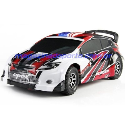 Carro Rally Off Road 4WD Controle Remoto Profissional