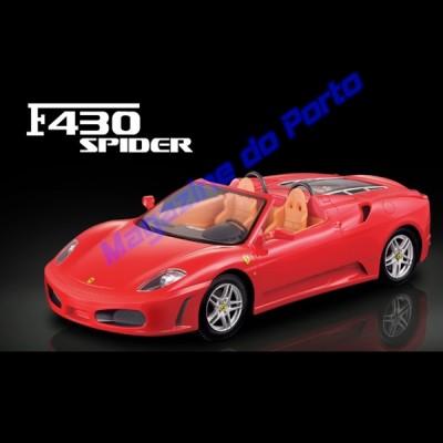 Ferrari F430 Spider Controle Remoto 1:14 Licenciada