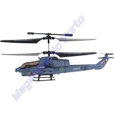 Helicóptero Controle Remoto RC3.5 Canais com Gyro