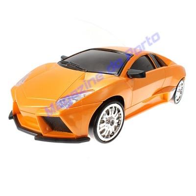 Lamborghini Controle Remoto para Drift 1:18 4 Rodas extras