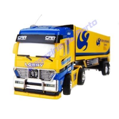 Mini Caminhão Truck Controle Remoto O Menor Caminhão Controle Remoto do Mundo!