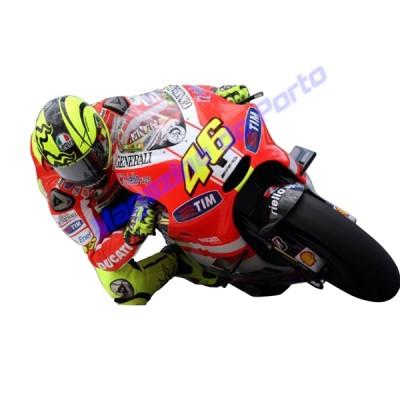 Moto Ducati Controle Remoto Escala 1:10