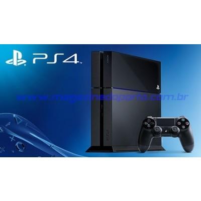 Playstation 4 500GB PS4  3D Bluray Sony Oficial