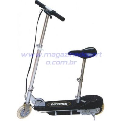 Scooter Motorizada Elétrica Portátil 120W Eco Transport!