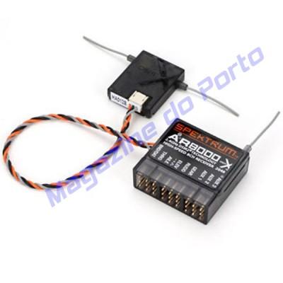 Receptor Aeromodelo Spektrum AR8000 Receiver