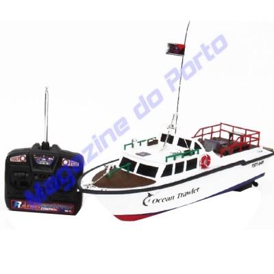 Barco Controle Remoto modelo escala 1:25