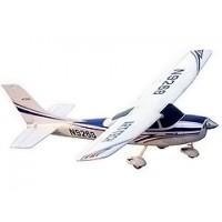 Aeromodelo Controle Remoto Cessna 182 2.4GHZ PRONTO PARA VOAR - COMPLETO