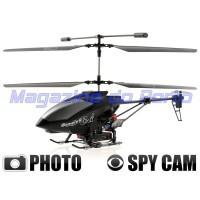 Hélicóptero Com Câmera Controle Remoto 3.5 Canais Fotografa e Filma