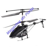 Hélicóptero Espião Com Câmera Controle Remoto 3.5 Canais