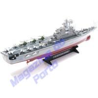Navio Porta Aviões de Guerra Controle Remoto