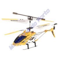 Helicóptero Controle Remoto RC3.5 Canais e Corpo em Aluminio