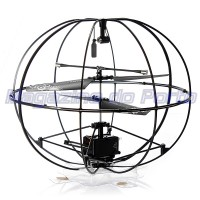 Objeto Voador não identificado Controle Remoto! Bola voadora, uma idéia incrível! Voa de verdade! Lançamento!