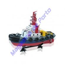 Barco Rebocador e Combate a Incêndio Controle Remoto 1:20