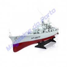 Navio de Guerra Modelo Bismarck Controle Remoto