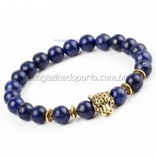 Bracelete Lapis Lazuli Natural Thai