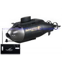 Submarino Controle Remoto com Luzes Mini.